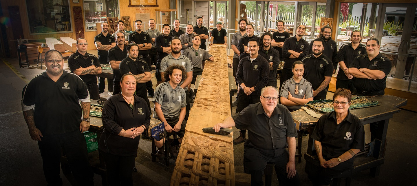 NEW ZEALAND MĀORI ARTS AND CRAFTS INSTITUTE